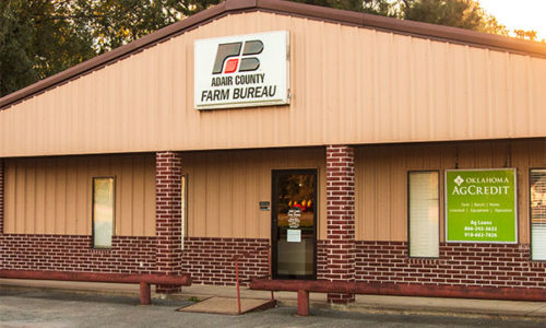 Adair County Farm Bureau - Stilwell Office