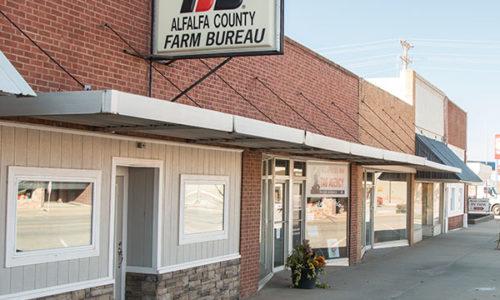 Alfalfa County Farm Bureau - Cherokee Office