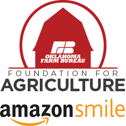 Support the OKFB Foundation for Agriculture with Amazon Smile