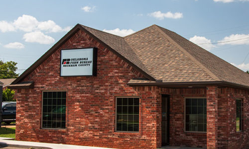 Beckham County Farm Bureau - Elk City Office