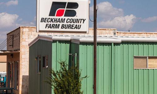 Beckham County Farm Bureau - Sayre Office