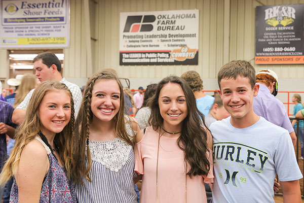 Oklahoma Farm Bureau sponsors Big Three Field Days