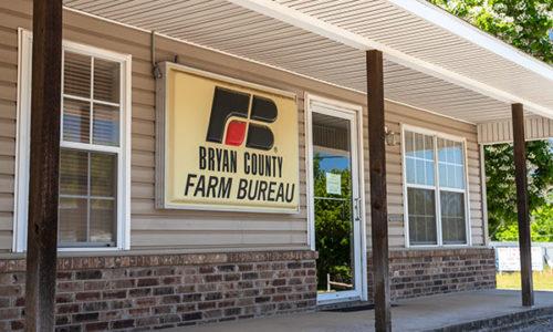 Bryan County Farm Bureau Office - Durant