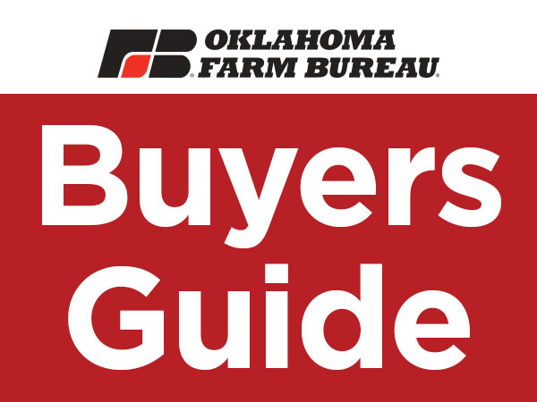 The Oklahoma Farm Bureau Buyers Guide