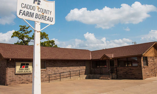 Caddo County Farm Bureau Office - Anadarko