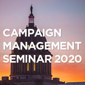 Campaign Management Seminar