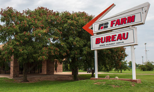 Canadian County Farm Bureau Office - El Reno