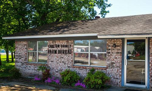 Choctaw County Farm Bureau Office - Hugo