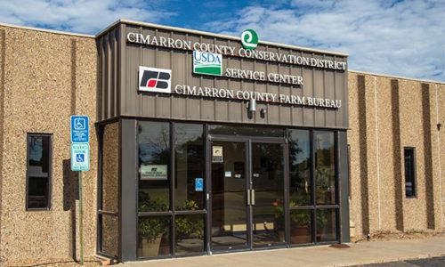 Cimarron County Farm Bureau Boise City Office