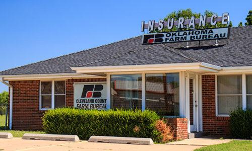 Cleveland County Farm Bureau Oklahoma City Office