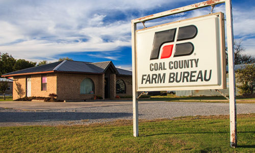 Coal County Farm Bureau Office - Coalgate