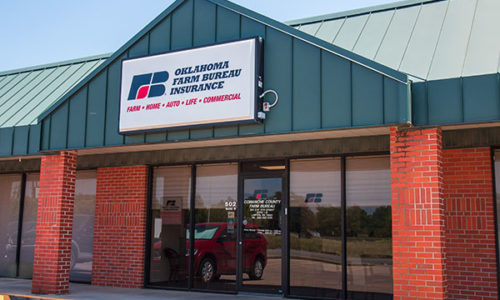 Comanche County Farm Bureau Office - Lawton