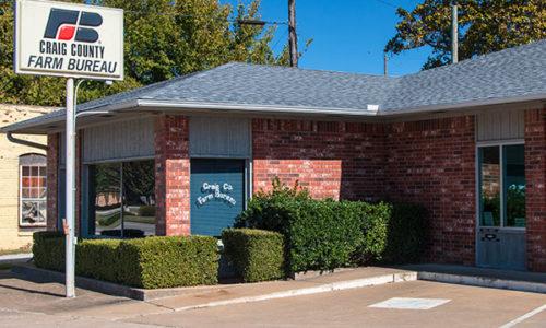 Craig County Farm Bureau Office - Vinita