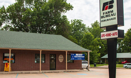 Creek County Farm Bureau Office - Sapulpa