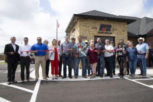 Custer County Farm Bureau ribbon cutting