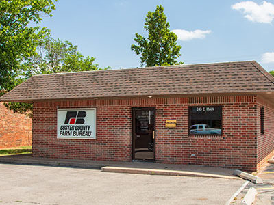 Custer County Farm Bureau Office - Weatherford