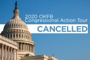 2020 OKFB Congressional Action Tour Cancelled