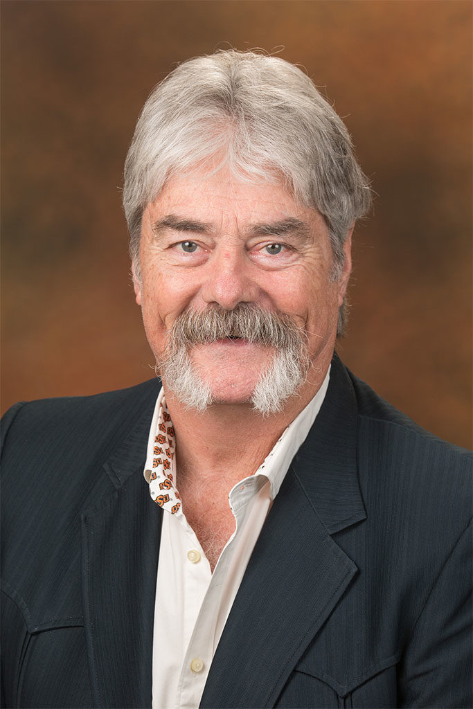 Oklahoma Farm Bureau District 3 Director David VonTungeln