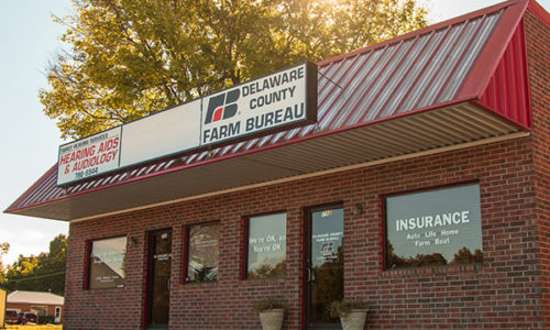 Delaware County Farm Bureau Office - Grove