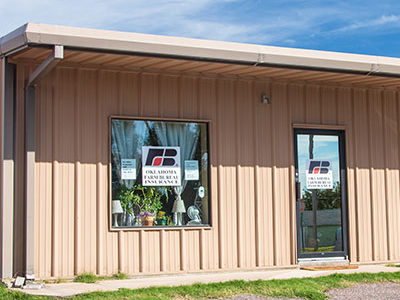 Ellis County Farm Bureau Office - Shattuck