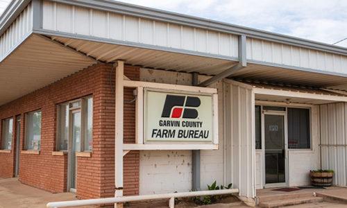 Garvin County Farm Bureau Office - Pauls Lindsay