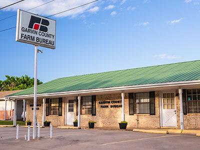 Garvin County Farm Bureau Office - Pauls Valley
