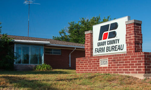 Grady County Farm Bureau Office - Chickasha