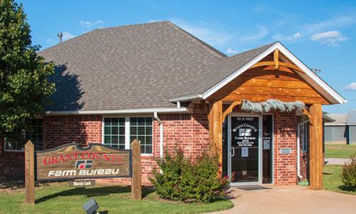 Grant County Farm Bureau Office - Medford