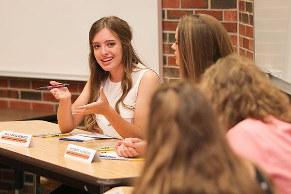 Oklahoma Farm Bureau High School Discussion Meet
