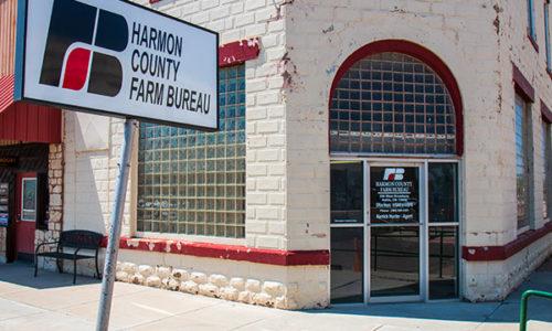Harmon County Farm Bureau Office - Hollis