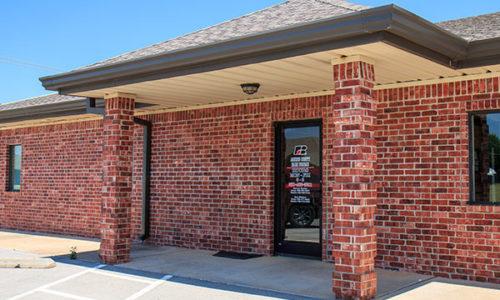 Jackson County Farm Bureau Office - Altus