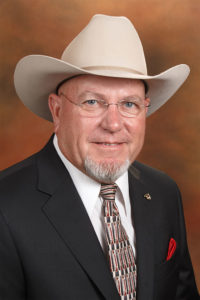 Oklahoma Farm Bureau District 6 Director James Fuser