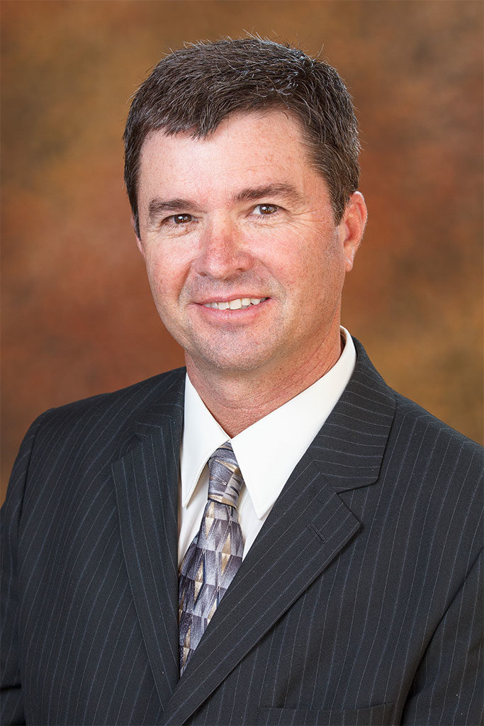 Oklahoma Farm Bureau District 4 Director Jimmy Wayne Kinder
