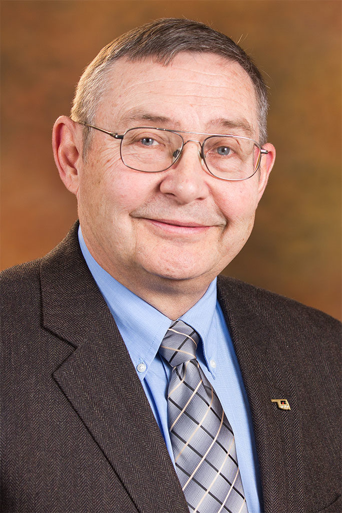 Oklahoma Farm Bureau District 8 Director John Grundmann