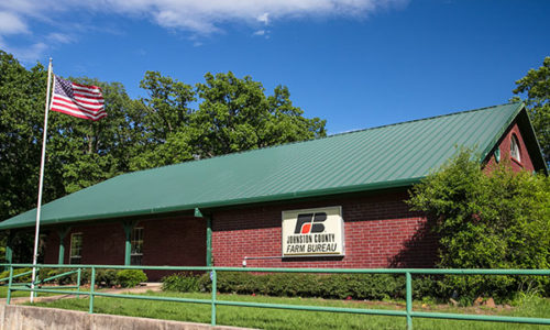 Johnston County Farm Bureau Office - Tishomingo