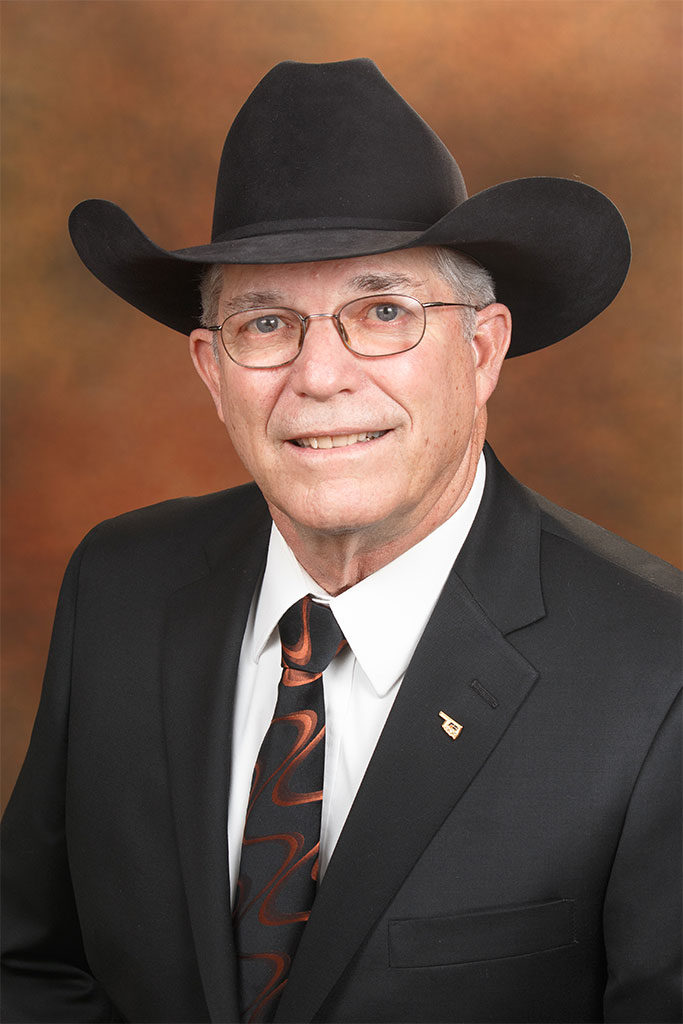 Oklahoma Farm Bureau District 7 Director Keith Kisling