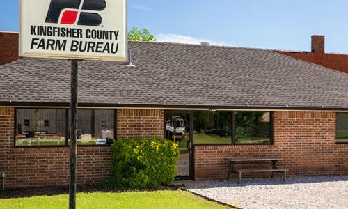 Kingfisher County Farm Bureau Office - Cashion