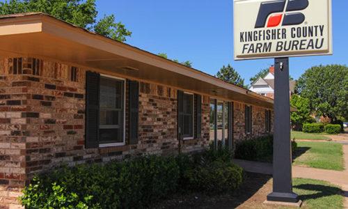 Kingfisher County Farm Bureau Office - Kingfisher