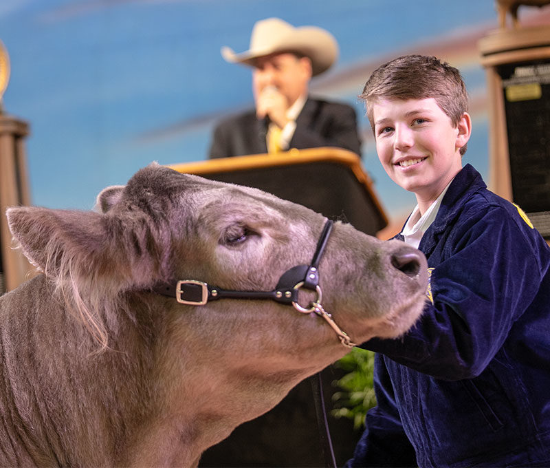 Oklahoma Farm Bureau proudly supports the Oklahoma Youth Expo and the Tulsa State Fair