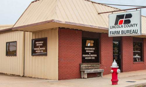 Lincoln County Farm Bureau Office - Chandler
