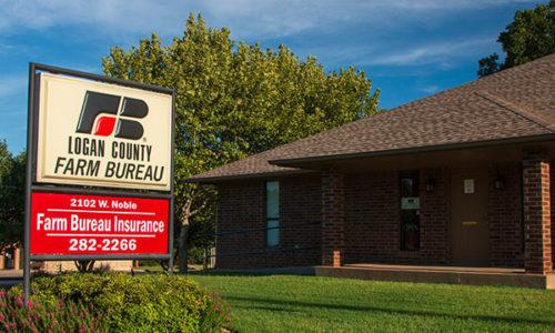 Logan County Farm Bureau Office - Guthrie