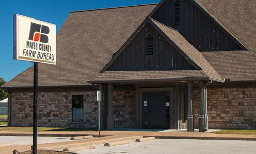 Mayes County Farm Bureau Office - Pryor