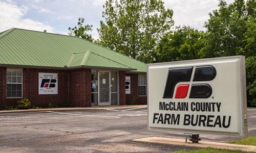 McClain County Farm Bureau Office - Blanchard