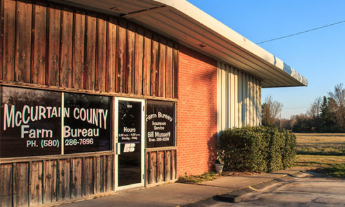 McCurtain County Farm Bureau Office - Idabel