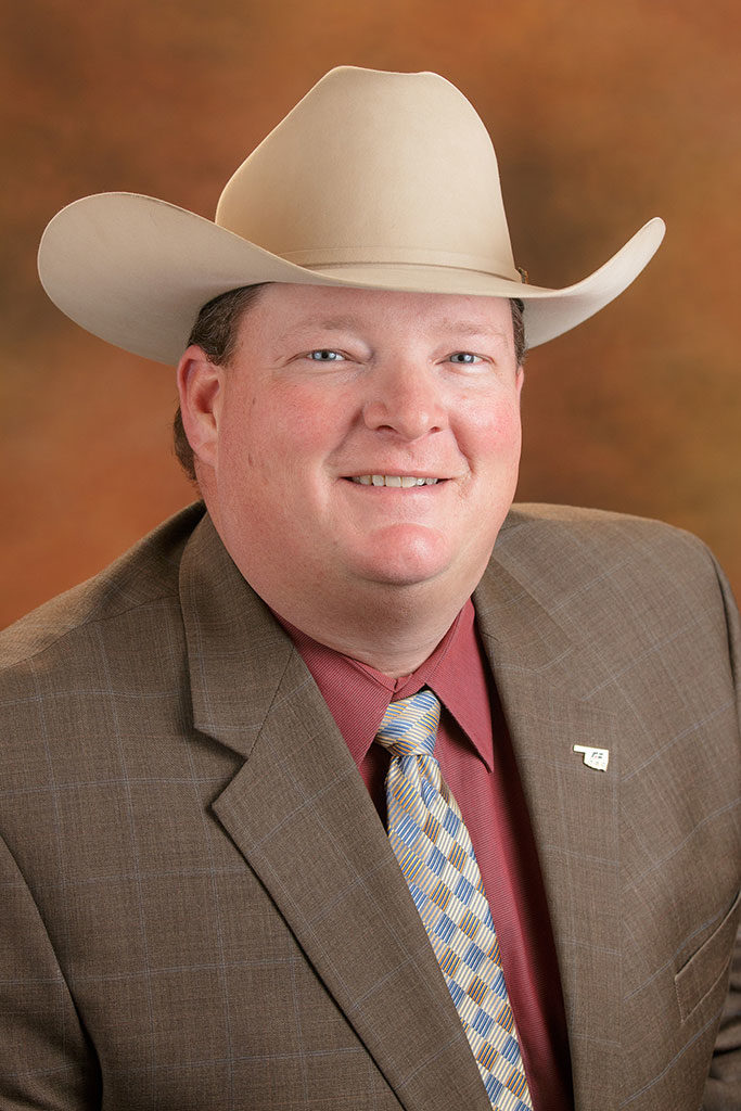 Oklahoma Farm Bureau District 2 Director Monte Tucker