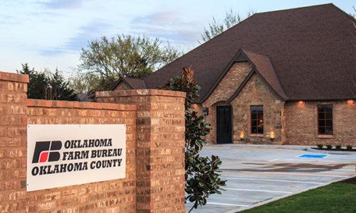 Oklahoma County Farm Bureau Office - Edmond