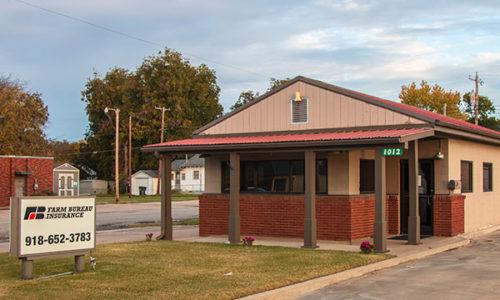 Okmulgee County Farm Bureau Office - Henryetta