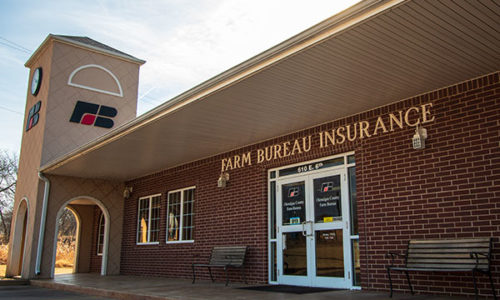 Okmulgee County Farm Bureau Office - Okmulgee