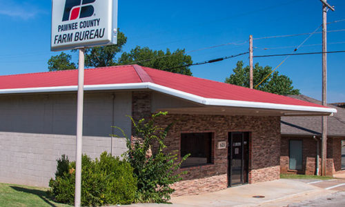 Pawnee County Farm Bureau Office - Pawnee
