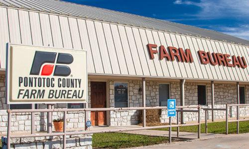Pontotoc County Farm Bureau Office - Ada
